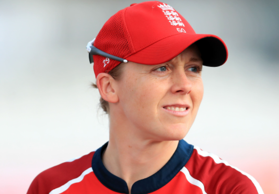Emily Arlott receives maiden call-up as England name squad for India Test