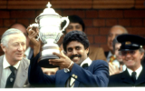 On this day, relieving India's historic World Cup win, the first for the team