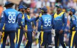 SL vs ENG Sri Lankan team agrees to England tour without a contract