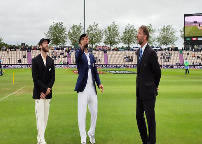 WTC Final Day 2: New Zealand wins toss, opts to bowl first
