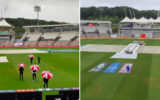WTC Final: Rain Washes out first session on Day 1 in Southampton