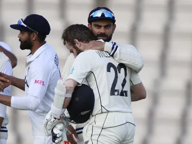 WTC final: Kane Williamson speaks up on the viral picture with Virat Kohli