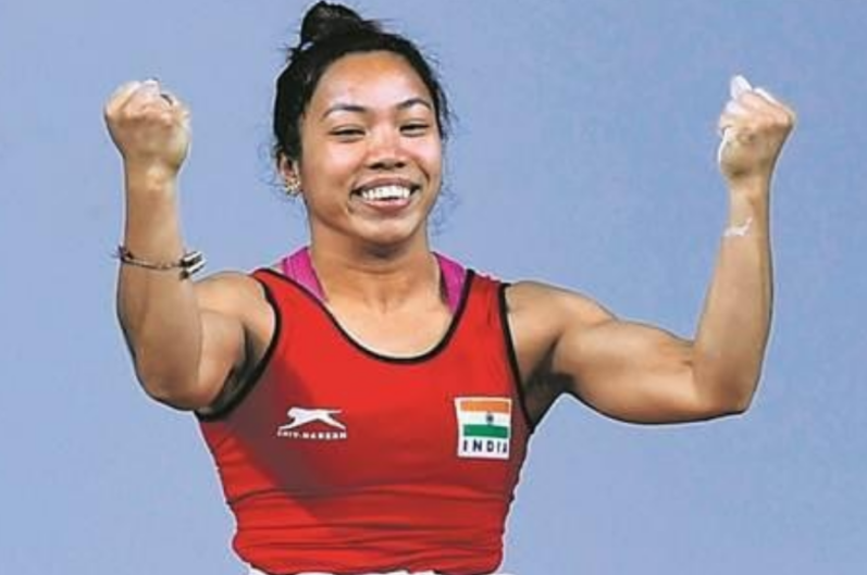 Cricket Fraternity hails Mirabai Chanu as she wins Silver Medal in the Tokyo Olympics