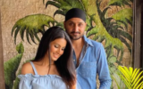 Harbhajan Singh and his wife Geeta Basra blessed with a baby boy