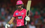 BBL: Sydney Sixers re-sign James Vince for the 11th edition