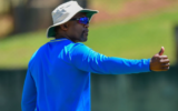 Enoch Nkwe steps down from his role as SA's assistant coach