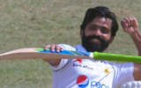 Fawad Alam becomes the fastest Pakistani to hit five Test centuries
