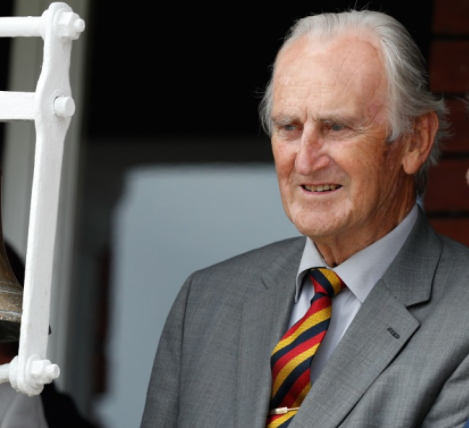 Former England captain Ted Dexter passes away aged 86