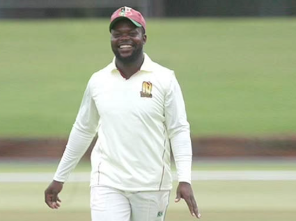 Zimbabwe spinner Roy Kaia suspended for illegal bowling action