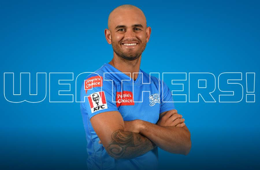 Big Bash League: Jake Weatherald extends contract with Adelaide Strikers