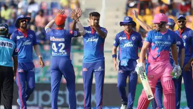 DC vs RR: DC relishes a 33-run victory over RR; Check out the Stats & Facts from the game