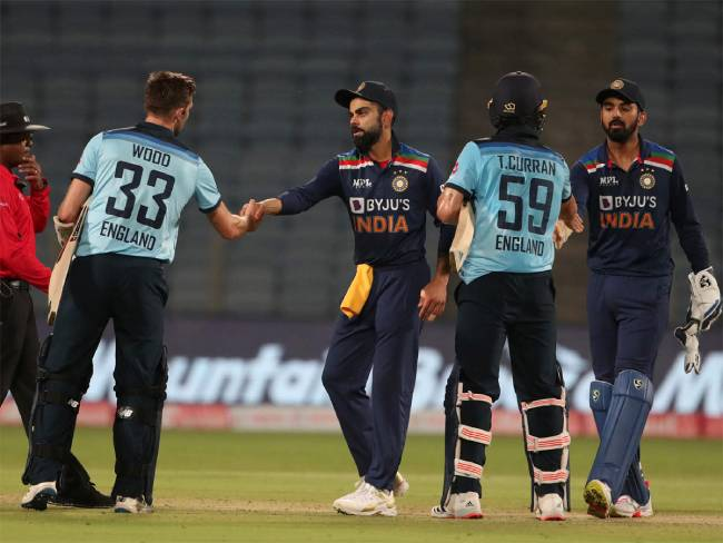 India vs England India to tour England in 2022 for six white-ball games
