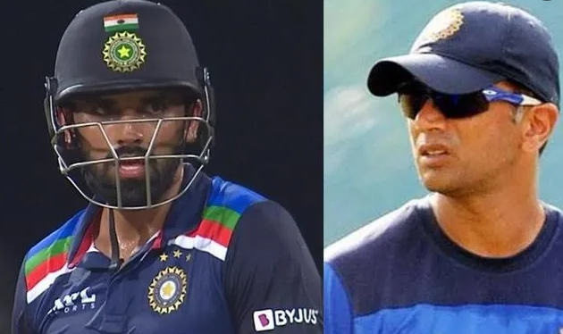 """""""Is it your real age?""""- Deepak Chahar narrates a funny interaction with Dravid"""
