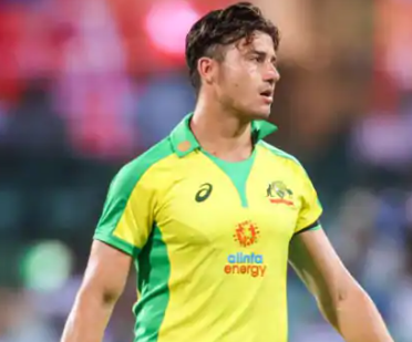 Marcus Stoinis: I want to be the best finisher in the world