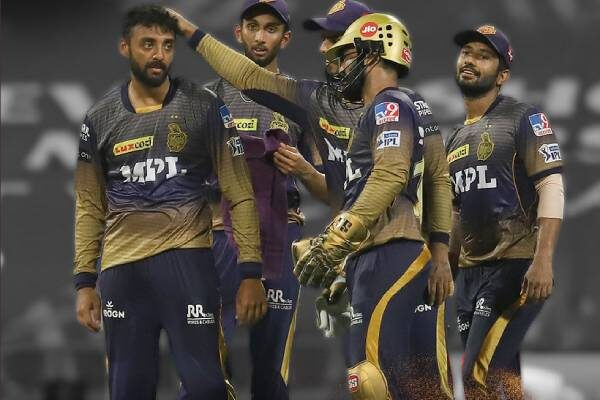 RCB vs KKR IPL 2021 KKR reboot their UAE campaign with 9 wicket win over RCB