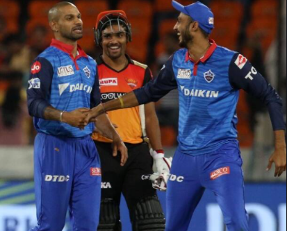 SRH vs DC: DC ascends to the top of the table after crushing SRH by 8 wickets