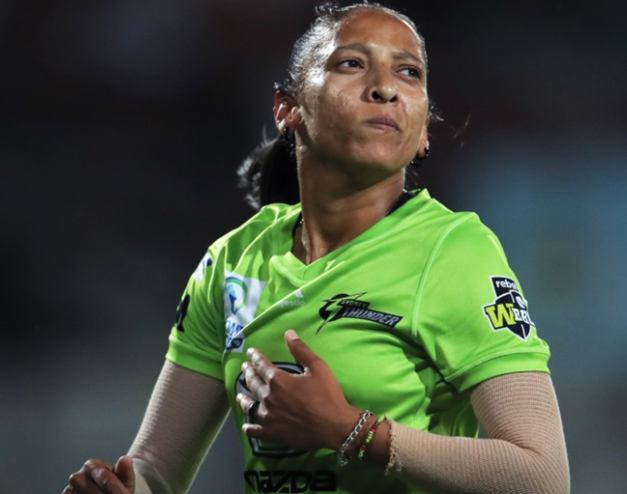 WBBL Shabnim Ismail to miss out on the entire WBBL07